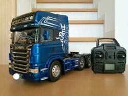 1/14 Tamiya Scania Top-line Roof Specifications Truck Trailer