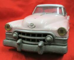 Tin Toy The Car Of Cadillac Cadirrac Old With Friction Seal Made In Japan Total