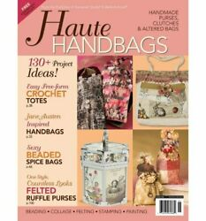 Haute Handbags by Somerset Studio Spring 2008 Purses Clutches Bags $4.39