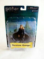 Harry Potter Rare Mini 4 Neca Figure Hermione Granger Wand Andstand New In Pack