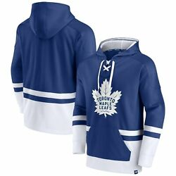 Toronto Maple Leafs Fanatics Branded First Battle Power Play Pullover Hoodie -