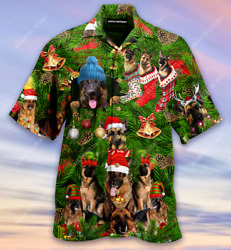 All I Want For Christmas Is A German Shepherd Or Two Or Five Full Size S-5xl