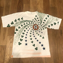 Vintage 1994 World Cup Ireland All Over Print T-shirt Xxl