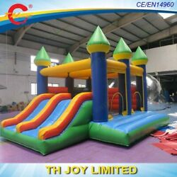 Free Air Ship To Door 5x3.5m Inflatable Bouncer,commercial Bounce Castles,bounc