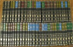 1989 Britannica Great Books Of The Western World 1-54 Complete Set 1952 31st