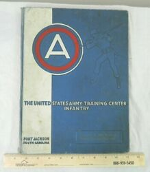 1956 Us Army Fort Jackson Training Center Yearbook Co B 18th Bn 4th Train Regt