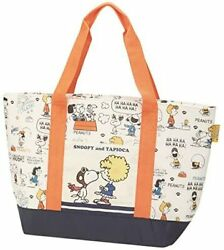 Skater Cool Tote Bag Shopping Bag Snoopy Peanuts 53 × 34 × 18cm Kcts1