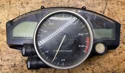 06-07 08-16 Yamaha Yzf R6 R6r Gauge Instrument Cluster Tach Oem For Parts Only