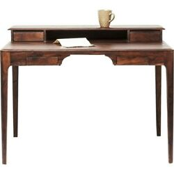 Boston Taper Contemporary Solid Wood Study Desk Hall Table Made To Order