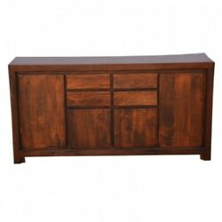 Contemporary Boston Sideboard Brown Made To Order