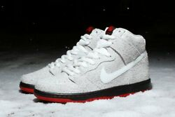Nike Sb Dunk High Trs Qs Wolf In Sheep Limited Edition Eur39/uk6/us6.5/24.5cm.