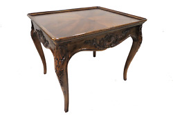 Vintage Henredon Villandry French Country Accent Table
