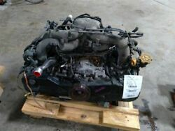 Engine 2.5l Vin 6 6th Digit Without Turbo Fits 08-10 Impreza 2024201
