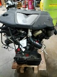 Engine 164 Type Ml320 From Engine Id 40 186059 Fits 07 Mercedes Ml-class 1236948