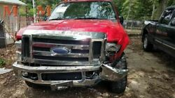 Manual Transmission 6 Speed Gasoline 4wd Fits 08-10 Ford F250sd Pickup 1958580
