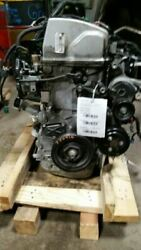 Engine 2.4l Vin 1 6th Digit Coupe Federal Emissions Fits 11-12 Accord 1614841