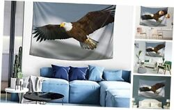 Flying Eagle Tapestry Wall Hanging Art Decor Home Decoration for Living Room