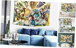My Hero Academia Tapestry Wall Hanging Polyester One Size My Hero Academia2