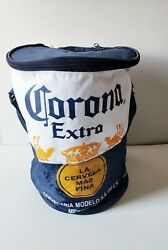Corona Extra Beer Cooler Insulated Camping Hiking Tailgating Games Ice Chest
