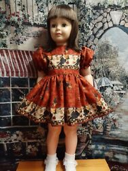 Doll Clothes For 35 Patti Playpal Halloween Witches Dress By Maureen