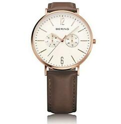 Bering Wristwatch Classic Series With Replacement Belt S09643