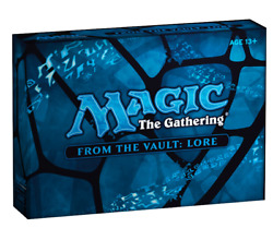 from The Vault Lore - Mtg - Sealed