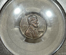 1955 Pcgs Au55 Double Die Obverse Lincoln Wheat Cent Penny