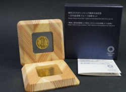 Japan Gold Coin Tokyo Olympic 2020 Victory