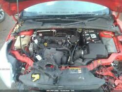 12-14 Ford Focus Automatic Transmission At From 12/08/11 89k 2.0l 2.0