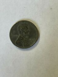 1943 S Silver Steel Lincoln Wheat Penny Cent Magnetic