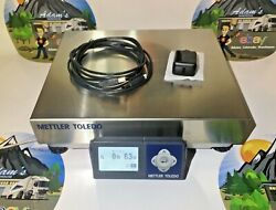 Mettler Toledo Bca-30- Shipping Scale 70 Lb - Pounds And Ounces - Usb - Bc 30
