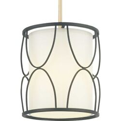 Landree - Pendants Light - 1 Light In Luxe And New Traditional Style - 10 Inches