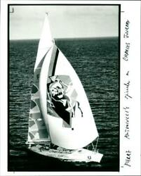 Whitbread Round The World Race - Vintage Photograph 2788312