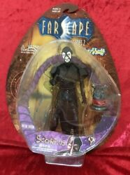 Farscape Scorpius Master Of Evil Special Edition Series 2 Action Figure- New