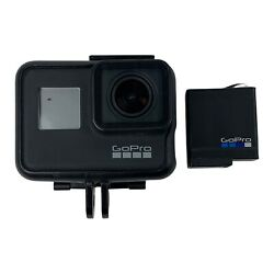 Gopro Hero7 Action Camera - Black With Battery No Charger Sn C3281324647095
