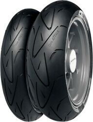 Continental Sport Attack General Replacement Tires 75w 190/55zr17