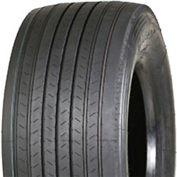 4 Tires Leao Atl811 445/50r22.5 Load L 20 Ply Trailer Commercial