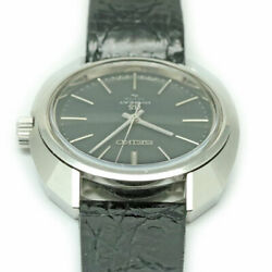 Grand Seiko 4520-7000 Hi-beat Watch 45gs Leather Glass Antique Vintage