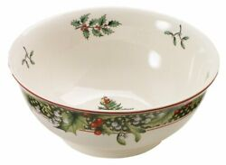 Spode Christmas Tree 2006 Annual Star Border Candy Bowl