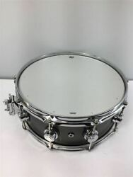 Dw Percussion And Others Snare Drum Metal 6.5x14 Knurled Steel