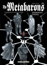Metabarons First Cycle Paperback By Jodorowsky Alejandro Gimenez Juan ...