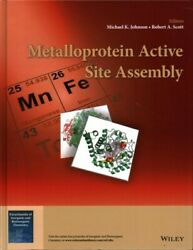 Metalloprotein Active Site Assembly, Hardcover By Johnson, Michael K. Edt ...