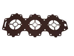 Fit Yamaha 200-250 Hp Head Cover Gasket 506-19, 61a-11193-a2-00, 61a-11193-a1
