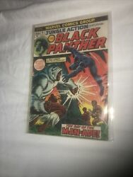 Jungle Action 5 The First Black Panther In Title Collectible Rare Comic Book