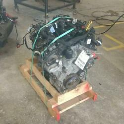 Engine / Motor For Fusion 2.7l At Less Turbos 36k