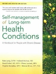 Self-management Of Long-term Health Conditions A Handbook For People With C...