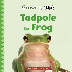 Tadpole To Frog Library By Maloney Brenna Like New Used Free Shipping In ...