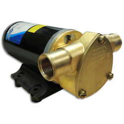 Jabsco Ballast King Pump With Reversing Switch 15 Gpm