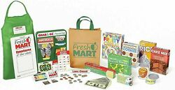 Fresh Mart Grocery Store Companion Collection By Melissa And Doug