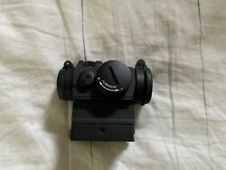 Aimpoint Micro T-2 2 Moa Red Dot Reflex Sight With Lrp Mount And Spacer - 200198